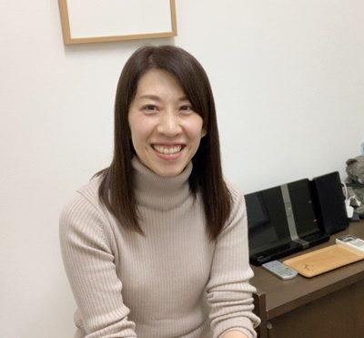 青柳裕美カウンセラー(浜松)